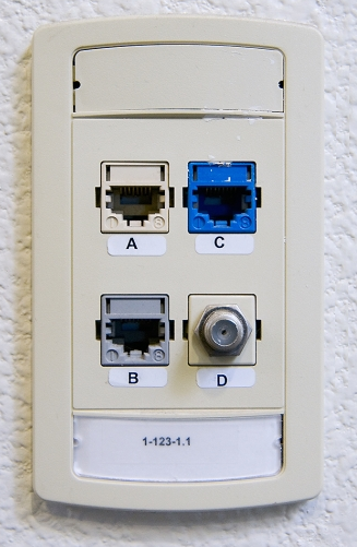 Network Jack Installation