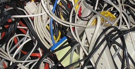 Sensational Messy Cabling Expert Cabling 416 479 0456 Cable Wiring Wiring 101 Mecadwellnesstrialsorg